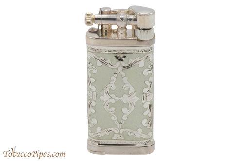 Sillems LEA Old Boy Pearl Single Sided Pipe Lighter