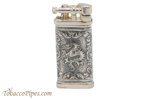 Sillems LEA Old Boy Dragon Puro Pipe Lighter