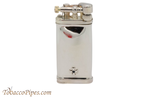 Sillems Old Boy Silver Pipe Lighter
