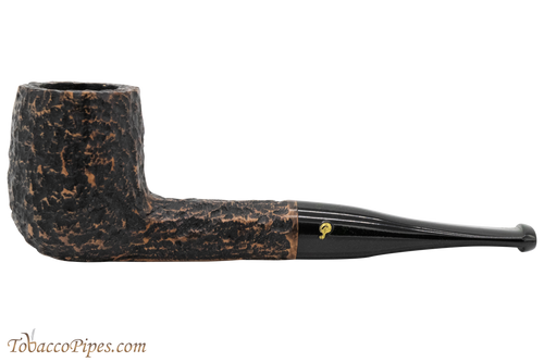 Peterson Aran X105 Bandless Rustic Tobacco Pipe