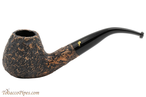 Peterson Aran B11 Bandless Rustic Tobacco Pipe
