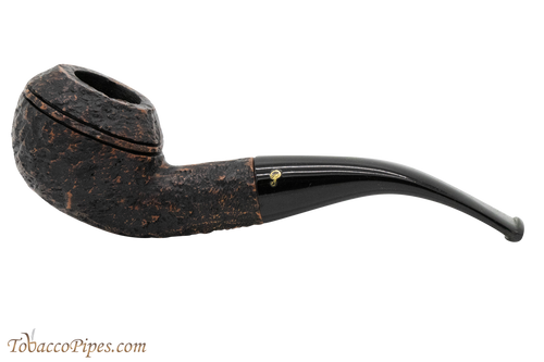 Peterson Aran 999 Bandless Rustic Tobacco Pipe