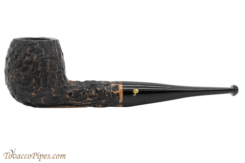 Peterson Aran 87 Bandless Rustic Tobacco Pipe