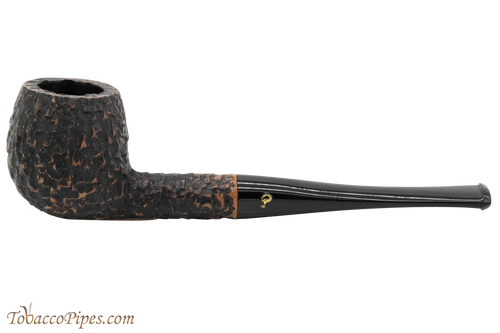 Peterson Aran 86 Bandless Rustic Tobacco Pipe
