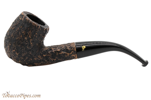 Peterson Aran 69 Bandless Rustic Tobacco Pipe
