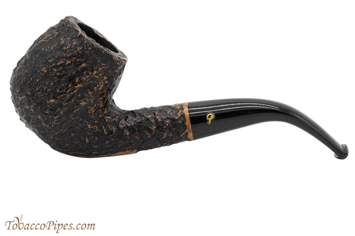 Peterson Aran 68 Bandless Rustic Tobacco Pipe