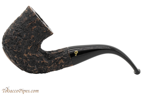Peterson Aran 05 Bandless Rustic Tobacco Pipe