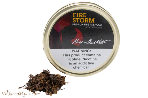 RO Series Fire Storm Pipe Tobacco