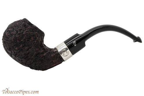 Peterson Sherlock Holmes Lestrade Rustic Tobacco Pipe PLIP