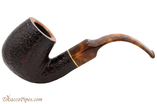 Savinelli Tortuga Rustic 614 Tobacco Pipe