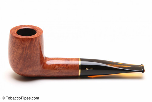 Savinelli Oscar Tiger 101 Tobacco Pipe - Smooth Left Side