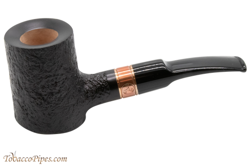 Rattray's Distillery 128 Sandblast Black Tobacco Pipe