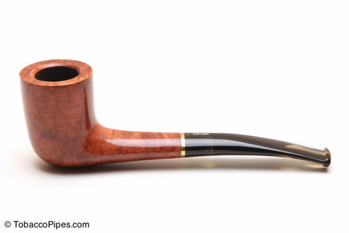 Savinelli Oscar Tiger 404 Tobacco Pipe - Smooth Left Side