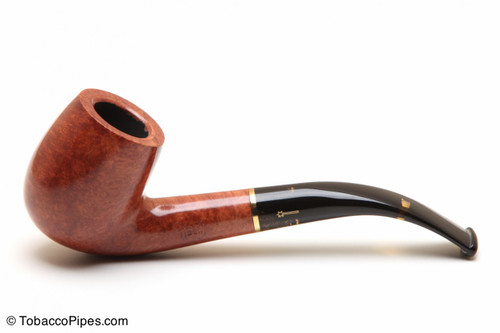 Savinelli Oscar Tiger 606 KS Tobacco Pipe - Smooth Left Side