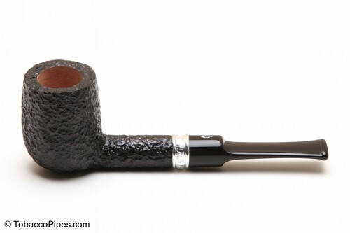Savinelli Trevi Rustica 114 Tobacco Pipe Left Side