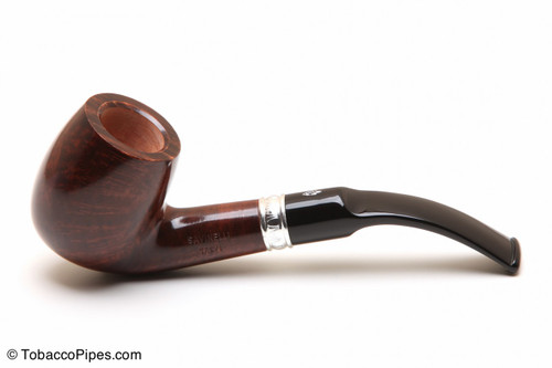 Savinelli Trevi Liscia 607 Tobacco Pipe Left Side