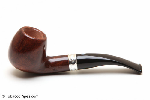 Savinelli Trevi Liscia 626 Tobacco Pipe Left Side
