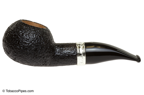 Savinelli Trevi Rustic 320 KS Tobacco Pipe Left Side