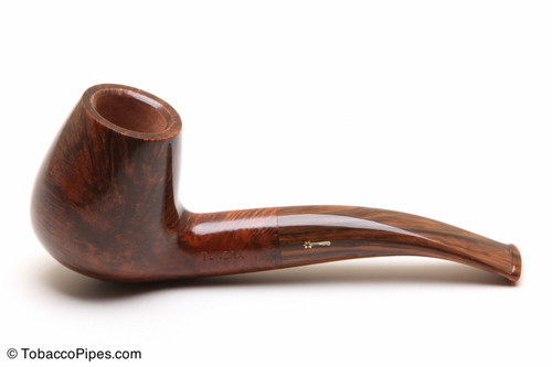 Savinelli Tundra Smooth 628 Tobacco Pipe Left Side