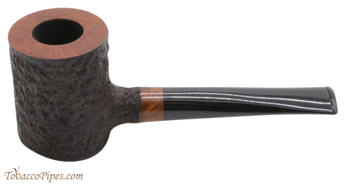 Joe Case Poker Sandblast Tobacco Pipe - 9395