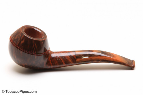 Savinelli Tundra Smooth 673 KS Tobacco Pipe Left Side