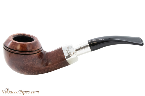 Peterson Walnut Spigot 80S Tobacco Pipe Fishtail