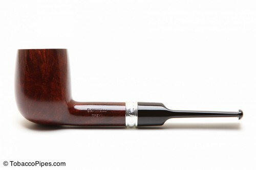 Savinelli Trevi Liscia Smooth 114 Tobacco Pipe Left Side