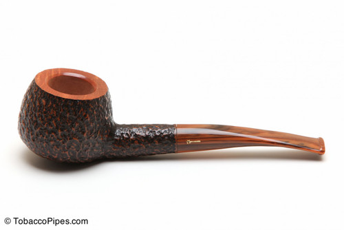 Savinelli Tundra Brownblast 315 EX Tobacco Pipe Left Side