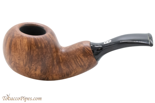 Chacom Reverse Calabash Brown Tobacco Pipe