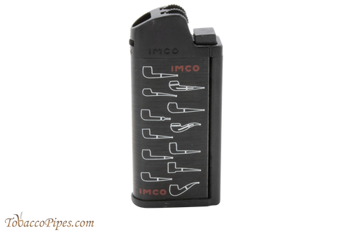 IMCO Black Pipe Lighter