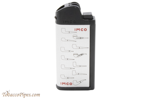 IMCO Silver Pipe Lighter