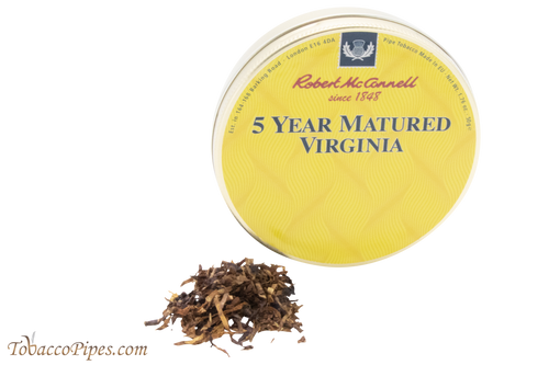 McConnell 5 Year Matured Virginia Pipe Tobacco