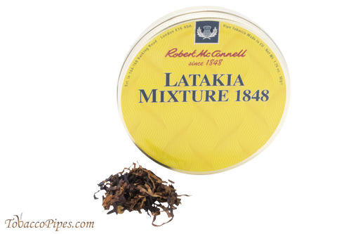 McConnell Latakia Mixture 1848 Pipe Tobacco