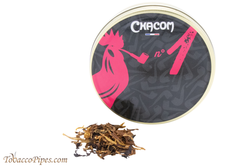 Chacom No. 1 Red Pipe Tobacco