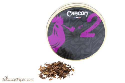 Chacom No. 2 Purple Pipe Tobacco