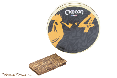 Chacom No. 4 Orange Pipe Tobacco
