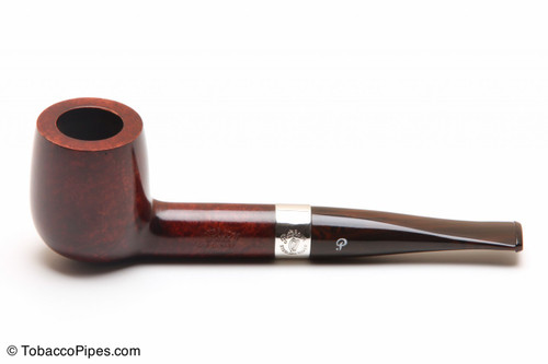 Peterson Harp 106 Tobacco Pipe Fishtail Left Side