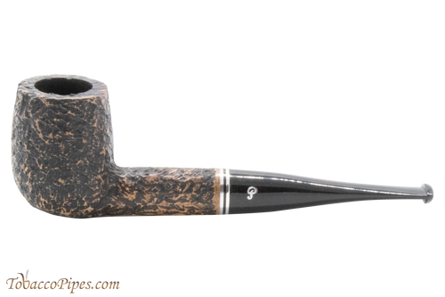 Peterson Dublin Filter 6 Rustic Tobacco Pipe Fishtail