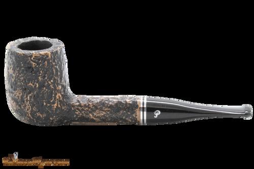 Peterson Dublin Filter 106 Rustic Tobacco Pipe Fishtail