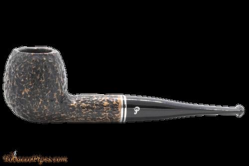 Peterson Dublin Filter 87 Rustic Tobacco Pipe Fishtail