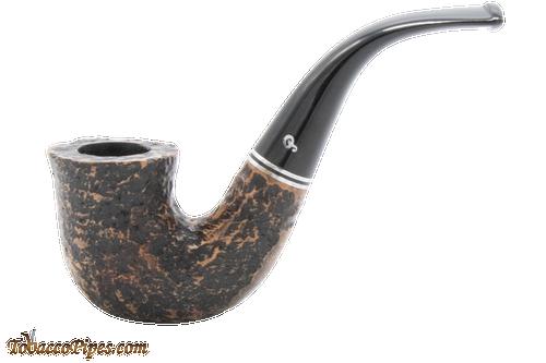 Peterson Dublin Filter 05 Rustic Tobacco Pipe Fishtail