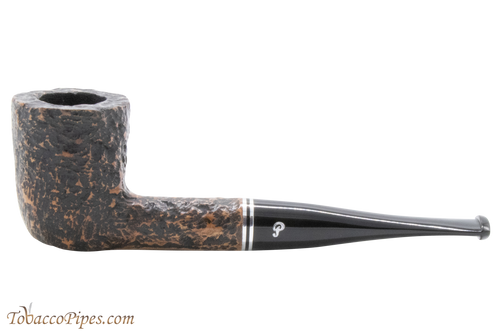 Peterson Dublin Filter 120 Rustic Tobacco Pipe Fishtail