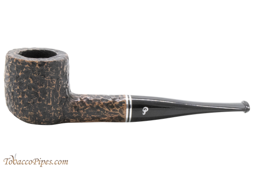 Peterson Dublin Filter 606 Rustic Tobacco Pipe Fishtail