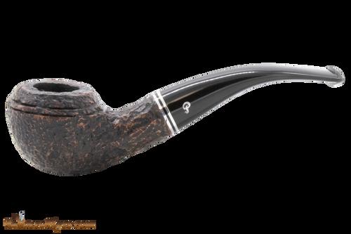 Peterson Dublin Filter 999 Rustic Tobacco Pipe Fishtail