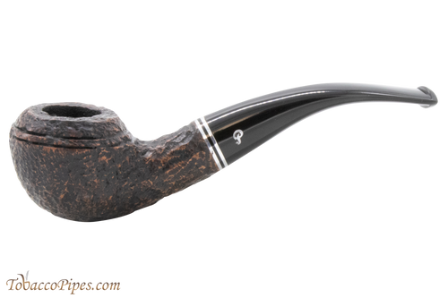 Peterson Dublin Filter 999 Rustic Tobacco Pipe Fishtail