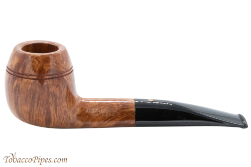 Savinelli Punto Oro Smooth Natural 173 Tobacco Pipe 9682