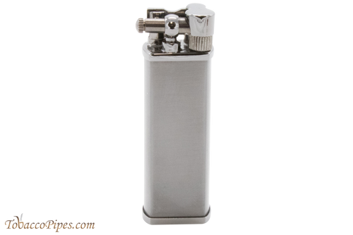 Kiribi Kenshi Black Nickel Pipe Lighter