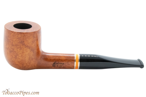 Molina Barasso Color Orange Smooth 111 Tobacco Pipe