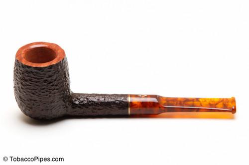 Savinelli Tortuga Rustic Briar 127 Tobacco Pipe Left Side