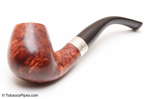 Peterson Aran 68 Tobacco Pipe Fishtail Left Side